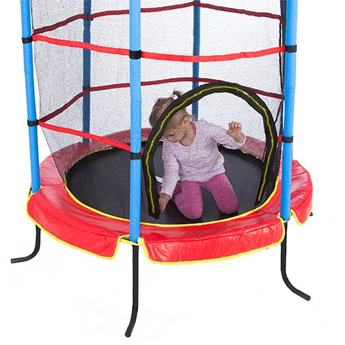 trampoline enfant sportifull. Black Bedroom Furniture Sets. Home Design Ideas