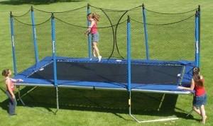 trampoline-avec-filet