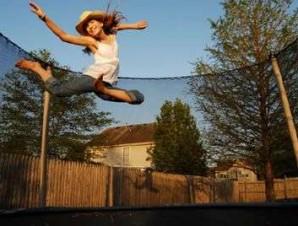 trampoline-pour-se-divertir