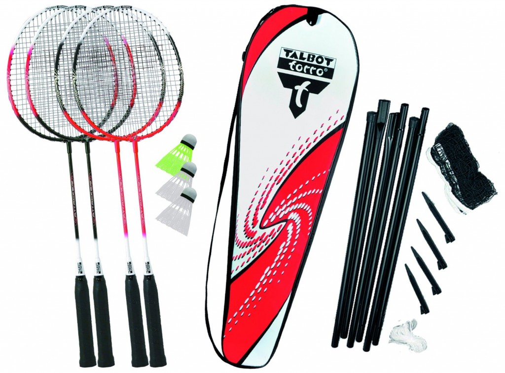 filets de badminton