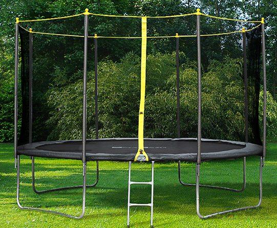 trampoline alice s garden sportifull. Black Bedroom Furniture Sets. Home Design Ideas